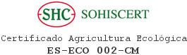 certificat agricultura ecològica