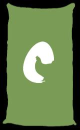 pienso ecologico en saco